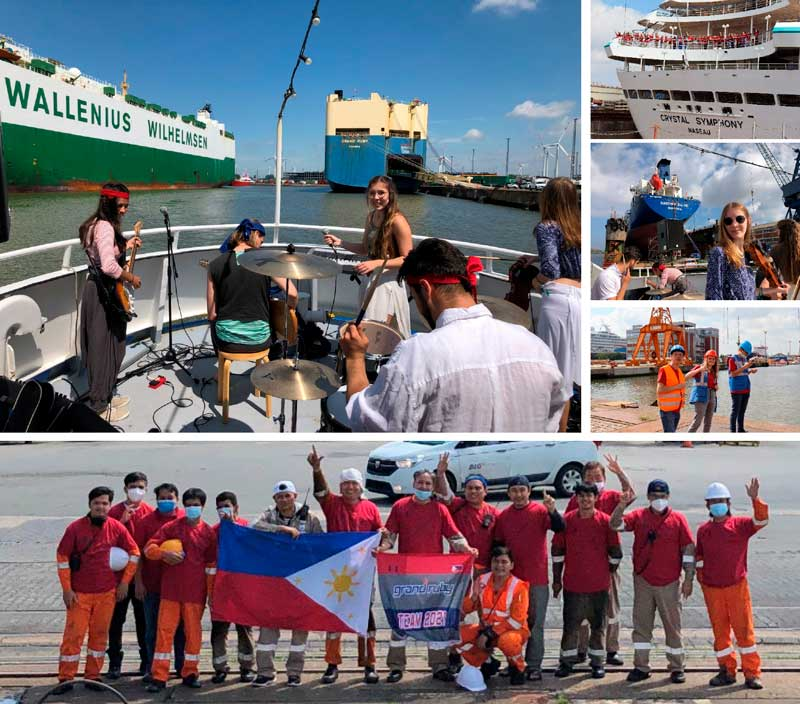Day of the Seafarer 2021 (Fotodokumentation)