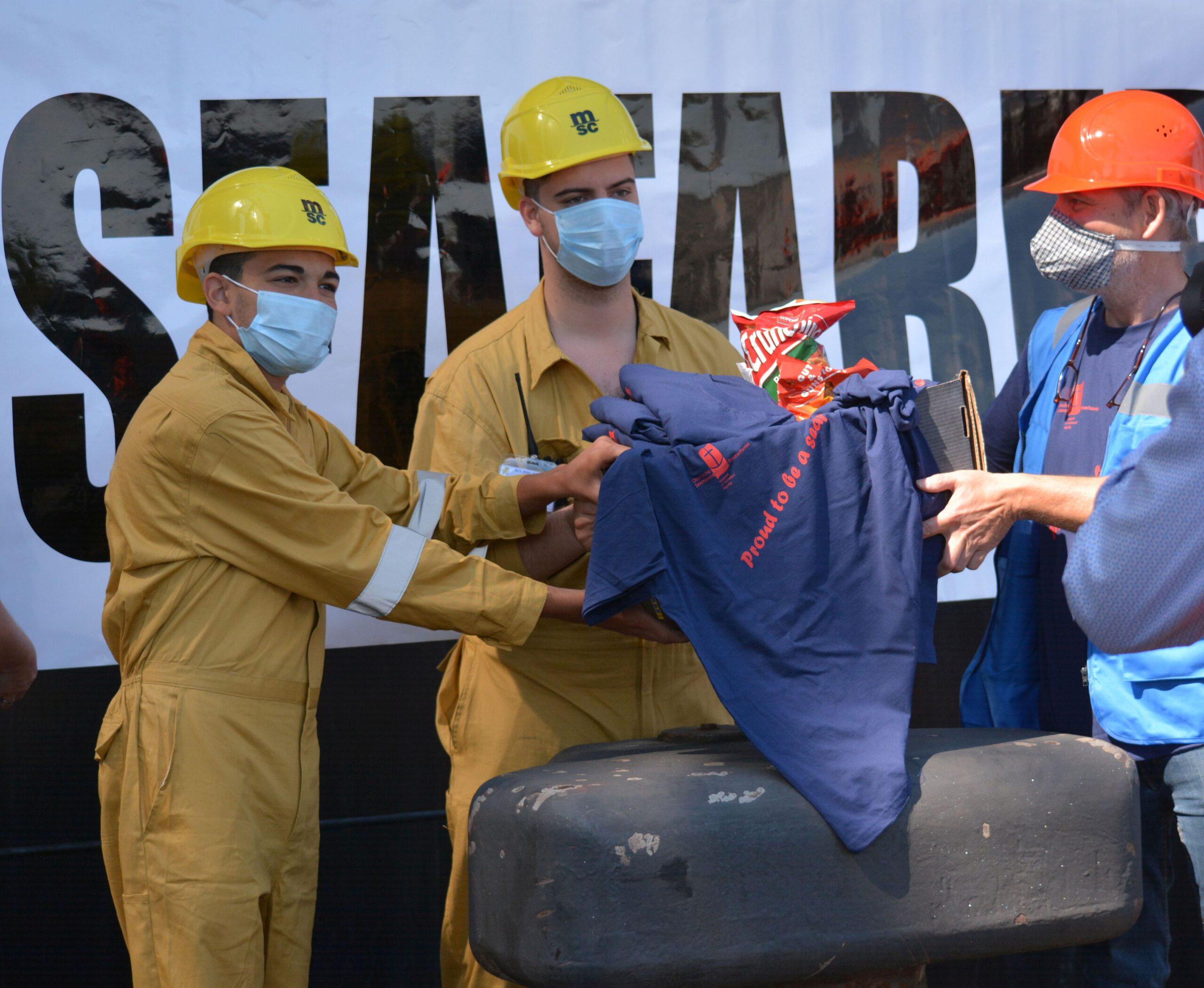 Seaworkers are Keyworkers
