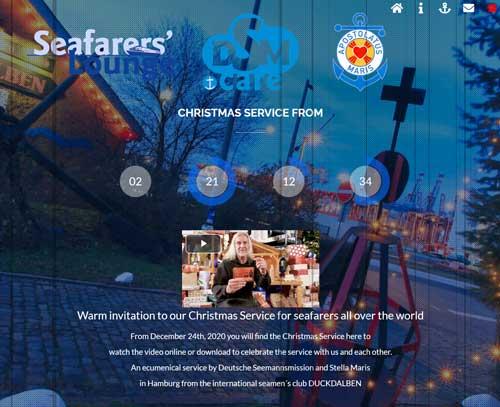 Ecumenical Christmas Service (on Dec. 24th, 2020)