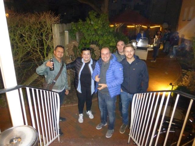 """MSC Zoe-Crew zu Gast im """"Portside"""""""
