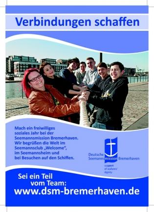 FSJ im zweitgrößten Hafen Deutschlands